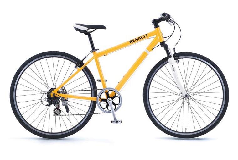 自転車 700C AL-CRB7006 F-sus