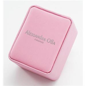 ALESSANDRA OLLA チャーム付きらきらハートウォッチ カラバリ12色!AO-4100  サックス