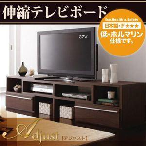 伸縮フリースタイルテレビボード【Adjust】アジャスト