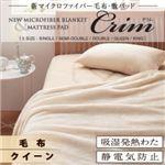 7000円のクイーン毛布
