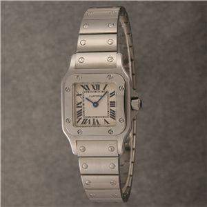 Cartier (カルティエ) レディースウォッチ W20056D6 サントスガルベ SS SM