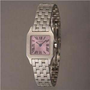 Cartier (カルティエ) レディースウォッチ  W2510002 ドゥモアゼル SM パープル