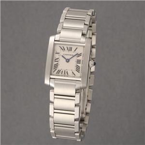Cartier (カルティエ) レディースウォッチ W51008Q3 フランセーズ SS SM
