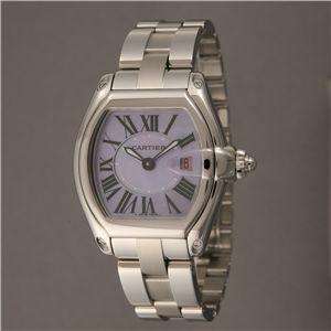Cartier (カルティエ) レディースウォッチ W6206007 ロードスター SM パープル