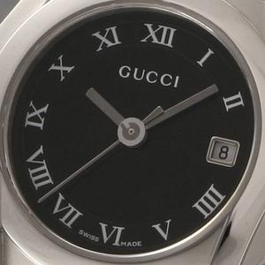 GUCCI(グッチ) ウォッチ 5505SS S BK(ブラック)