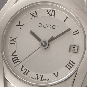 GUCCI(グッチ) ウォッチ 5505SS S SI(シルバー)