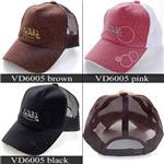 VONDUTCH 帽子 VD6005 ブラウン