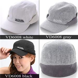 VONDUTCH 帽子 VD6008 ホワイト