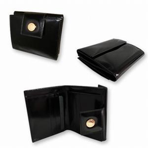 ブルガリ 20079 財布 Wホック2つ折り 財布 BVLGARI  ブラック