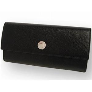 ブルガリ 20911 長財布 ブラック BVLGARI