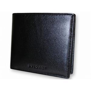 ブルガリ 21366 2つ折り 財布 ブラック BVLGARI
