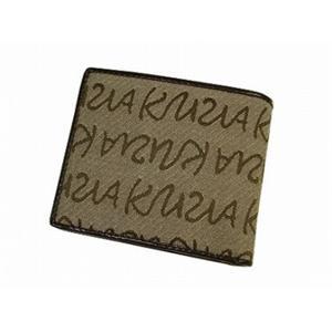 クリツィア 506.702.345 TABAC 2つ折り 財布 KRIZIA ベージュ×ブラウン