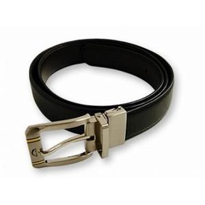 アークドール 60042 メンズ リバーシブル ベルト 牛革 ARC D'OR ブラック