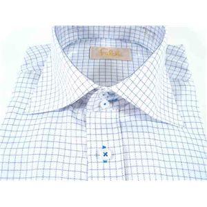 ファルチ ニューヨーク F-W S.BL #18L(41-86) ワイシャツ Falchi New York