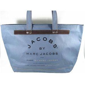 マーク ジェイコブスMARC BY MARC JACOBS(マークバイマークジェイコブス)トートバッグ 37338 BLUE ブルー