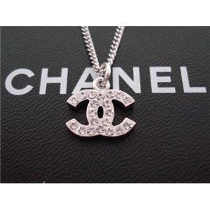 CHANEL(シャネル) A28942S/CR CCマーク ネックレス シルバー