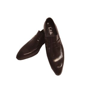 Falchi New York (ファルチ ニューヨーク) FN-009-02 BR(24.5) 紳士靴 ビジネス シューズ