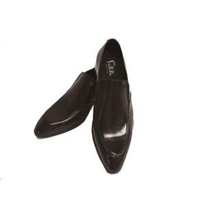 Falchi New York (ファルチ ニューヨーク) FN-010-02 BR(24.5) 紳士靴 ビジネス シューズ