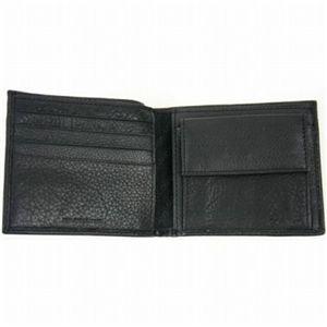 Calvin Klein(カルバンクライン)79215(二折財布) ブラック
