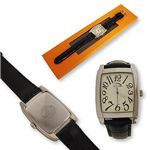 ARC D'OR(アークドール) AD6000393 BK トノー型 腕時計