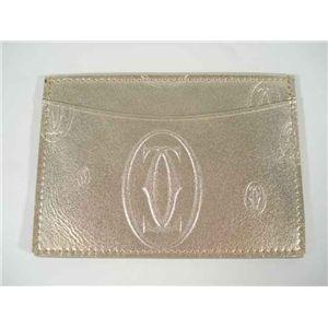Cartier(カルティエ) HappyBirthday ハッピーバースデーライン 名刺入れ カードケース L3000791