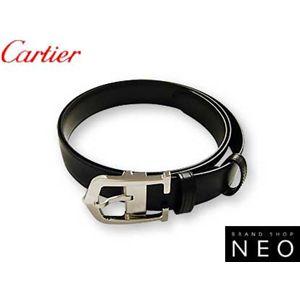 商品写真カルティエ/Cartier リバーシブル ベルト シルバーバックル/L5000152