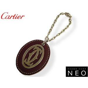 Cartier(カルティエ) ダブルC キーリング T1220241