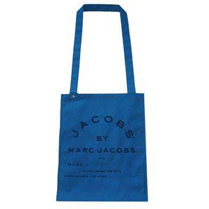 MARC BY MARC JACOBS(マークバイマークジェイコブス) エコバッグ 66749 BLUE ブルー