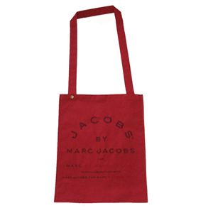 MARC BY MARC JACOBS(マークバイマークジェイコブス) エコバッグ 66748 RED レッド