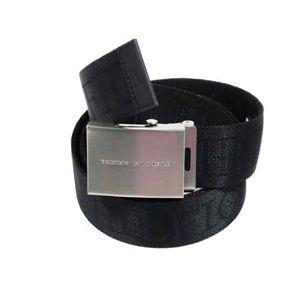 トミーヒルフィガー ベルト 08-4276 ブラック M/L サイズ調節可