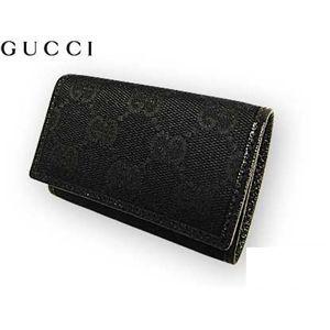 GUCCI (グッチ) 04564R F40IR 1000 6連 キーケース
