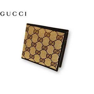 GUCCI (グッチ) 04862-F40IR-9643 2つ折り 財布