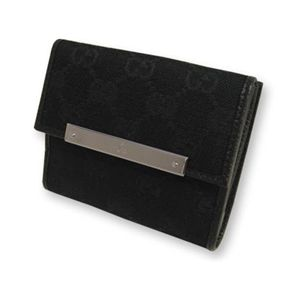 GUCCI (グッチ) 112716 F40IR 1000 Wホック 2つ折り 財布