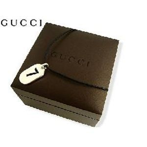 GUCCI (グッチ) 132890 J89A0 1366 7モチーフ ネックレス