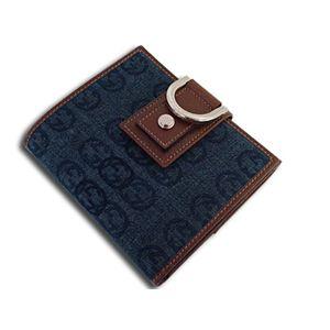 GUCCI (グッチ) 141411 H101G 4081 GG柄 Wホック 2つ折り 財布