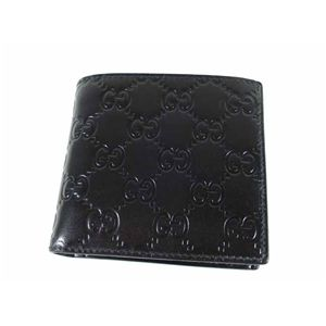 GUCCI (グッチ) 146223 A0V1R 1000 GG柄 2つ折 財布