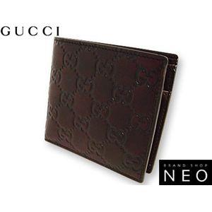 GUCCI (グッチ) 146223 A0V1R 2019 GG柄 2つ折 財布