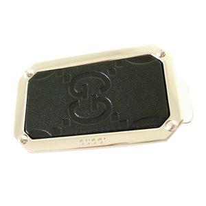 GUCCI (グッチ) 199933-I94AN-1000 マネークリップ