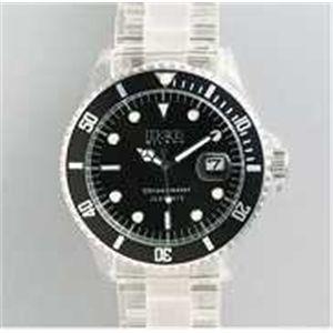 HEB milano(へブ ミラノ) 腕時計 18000ALLS00011 j basic big i9359 black/black