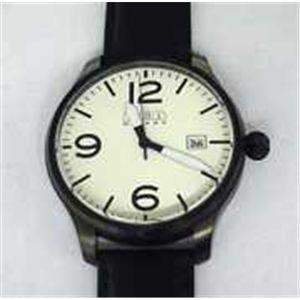 HEB milano(へブ ミラノ) 腕時計 18000ALLS00178 military quartz white