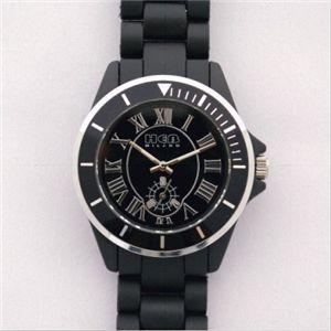 HEB milano(へブ ミラノ) 腕時計 28000ALLS00031 deauville black