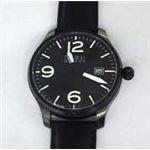 HEB milano(へブ ミラノ) 腕時計 18000ALLS00177 military quartz black