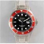 HEB milano(へブ ミラノ) 腕時計 18000ALLS00013 j basic big i9359 black/red