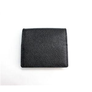 SONNE(ゾンネ)コインケース グレインレザー SOG025/BLK ブラック