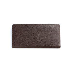 SONNE(ゾンネ)長財布(コインケース無し)グレインレザー SOG031/CHO チョコレート