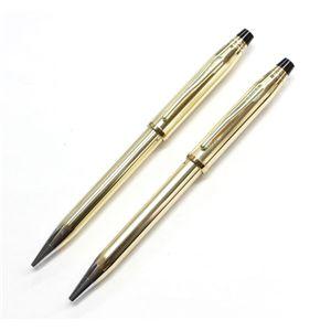 CROSS(クロス) ボールペン センチュリー2 4502WG ゴールド