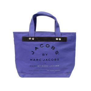 MARC BY MARC JACOBS(マークバイマークジェイコブス) トートバッグ MMJ 91064 パープル 【レアカラー】