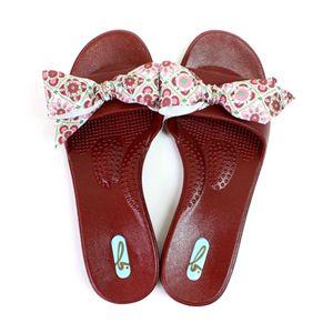 OKA b.(オカビー) レディースシューズ サンダル Madison Cranberry Pink Ribbon