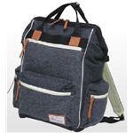 BC-ISHUTAL(ビーシーイシュタル)ウォーキン バッグ iwk-7001bk