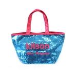 KITSON(キットソン) ミニスパンコール トートバッグ 3558 ブルー/ピンクの詳細ページへ